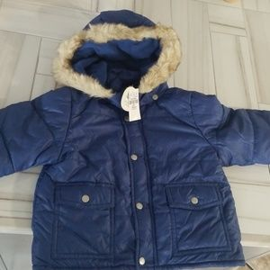 NWT baby boy jacket